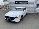 Mazda Mazda 3 2.0 Skyactiv-G M-Hybrid 122ch Style Blanc à Saint-Brieuc 22