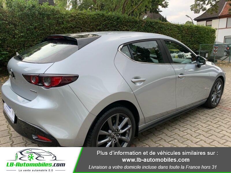 Mazda Mazda 3 2,0 skyactiv hybrid G-M inspiration Gris occasion à Beaupuy - photo n°3