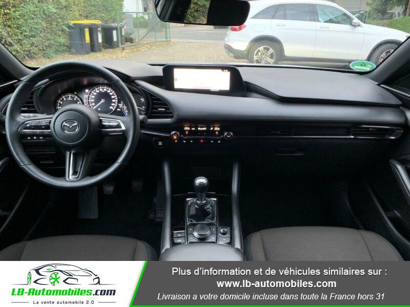 Mazda Mazda 3 2,0 skyactiv hybrid G-M inspiration Gris occasion à Beaupuy - photo n°6