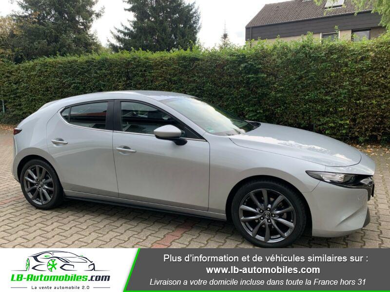 Mazda Mazda 3 2,0 skyactiv hybrid G-M inspiration Gris occasion à Beaupuy - photo n°7