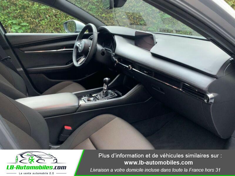Mazda Mazda 3 2,0 skyactiv hybrid G-M inspiration Gris occasion à Beaupuy - photo n°2