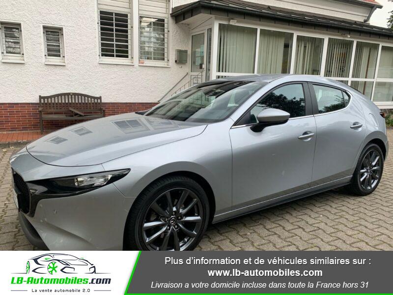 Mazda Mazda 3 2,0 skyactiv hybrid G-M inspiration Gris occasion à Beaupuy