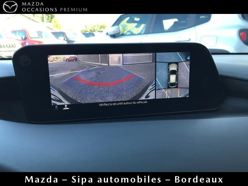 Mazda Mazda 3 2.0 Skyactiv-X M-Hybrid 180ch Business Executive Evap 10cv Blanc occasion à Mérignac - photo n°15