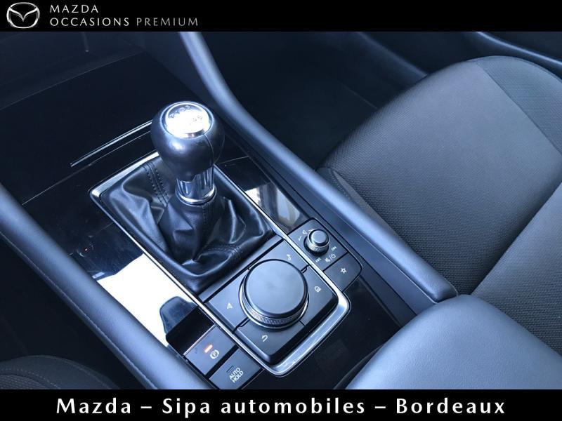 Mazda Mazda 3 2.0 Skyactiv-X M-Hybrid 180ch Business Executive Evap 10cv Blanc occasion à Mérignac - photo n°18