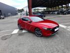 Mazda Mazda 3 5 PORTES 2.0L SKYACTIV-G M Hybrid 122 ch BVA6 Sportline Rouge à VANNES 56