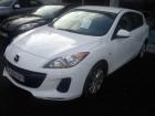 Mazda Mazda 3 confort 115cv Blanc à Brest 29