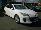 Mazda Mazda 3 CONFORT DIESEL 115 Blanc à Brest 29