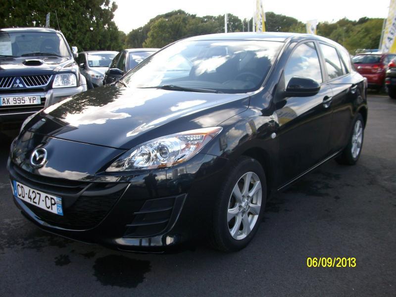 Mazda Mazda 3 confort mzcd115  occasion à Brest
