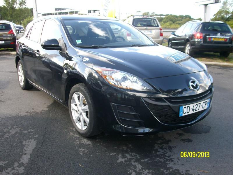 Mazda Mazda 3 confort mzcd115  occasion à Brest - photo n°2