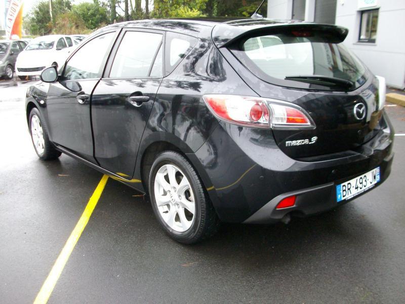 Mazda Mazda 3 ELEGANCE MZ CD 115  occasion à Brest - photo n°3