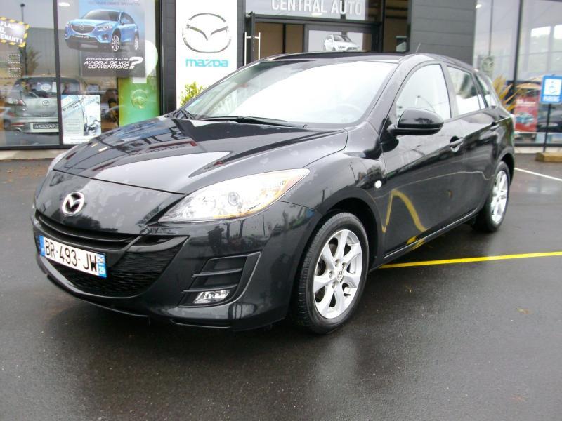 Mazda Mazda 3 ELEGANCE MZ CD 115  occasion à Brest - photo n°2