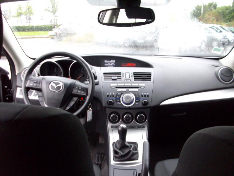 Mazda Mazda 3 ELEGANCE MZ CD 115  occasion à Brest - photo n°7