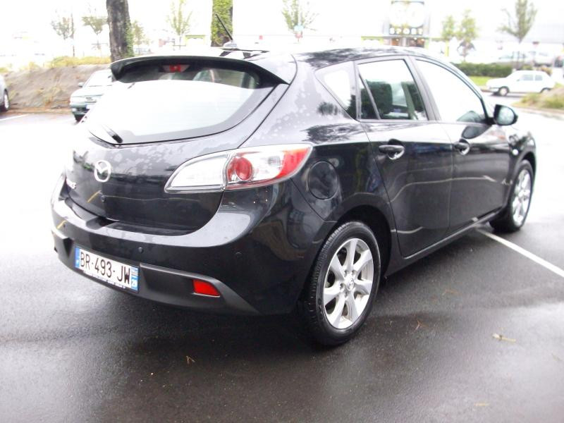 Mazda Mazda 3 ELEGANCE MZ CD 115  occasion à Brest - photo n°4