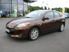 Mazda Mazda 3 ELEGANCE MZCD 115 Marron à Brest 29