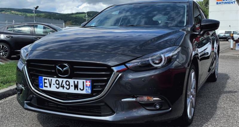 Mazda Mazda 3 III 2.2 SKYACTIV-D 150 Sélection BVA Gris occasion à EPAGNY