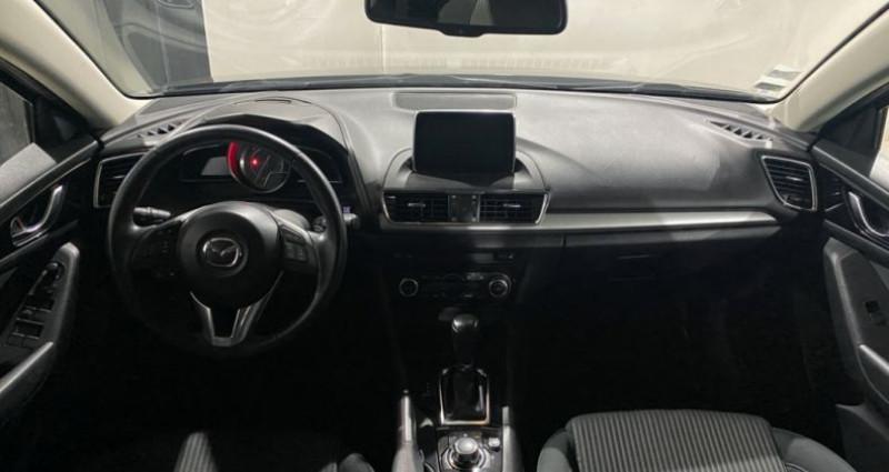 Mazda Mazda 3 MAZDA3 2.2L SKYACTIV-D 150CH DYNAMIQUE A Noir occasion à MONTPELLIER - photo n°2