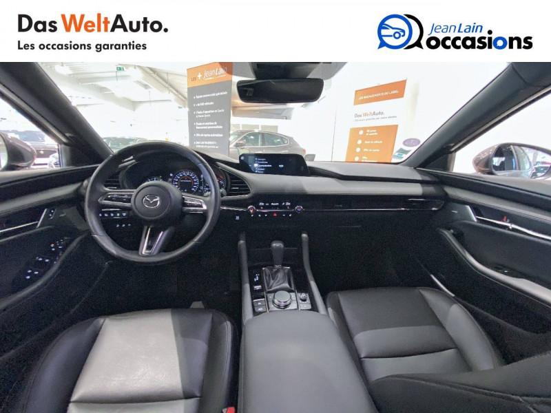 Mazda Mazda 3 Mazda3 5 portes 2.0L SKYACTIV-G M Hybrid 122 ch BVA6 Sportli Gris occasion à Albertville - photo n°18