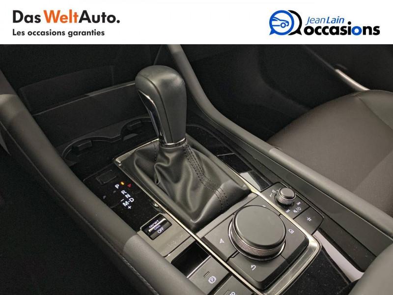 Mazda Mazda 3 Mazda3 5 portes 2.0L SKYACTIV-G M Hybrid 122 ch BVA6 Sportli Gris occasion à Albertville - photo n°13