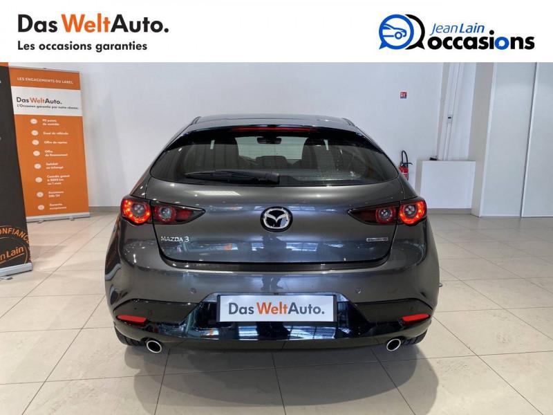 Mazda Mazda 3 Mazda3 5 portes 2.0L SKYACTIV-G M Hybrid 122 ch BVA6 Sportli Gris occasion à Albertville - photo n°6