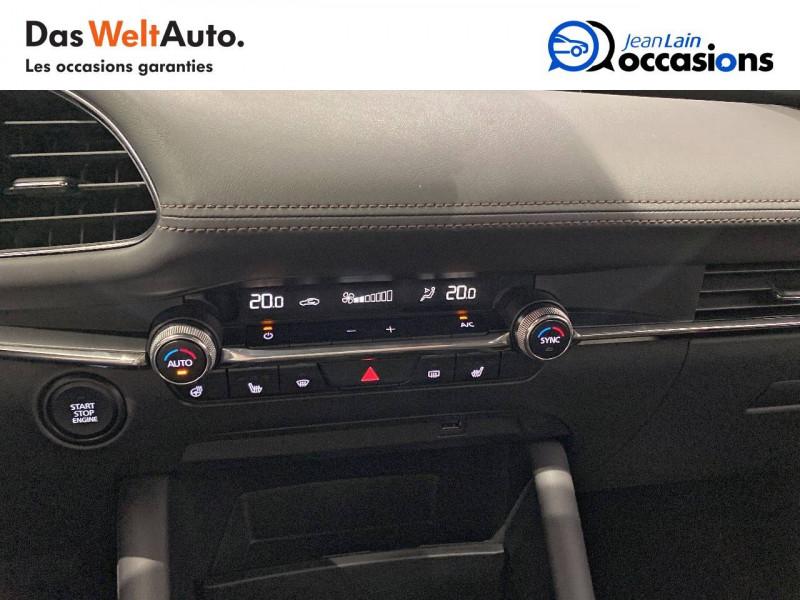 Mazda Mazda 3 Mazda3 5 portes 2.0L SKYACTIV-G M Hybrid 122 ch BVA6 Sportli Gris occasion à Albertville - photo n°14
