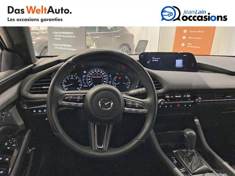 Mazda Mazda 3 Mazda3 5 portes 2.0L SKYACTIV-G M Hybrid 122 ch BVA6 Sportli Gris occasion à Albertville - photo n°12