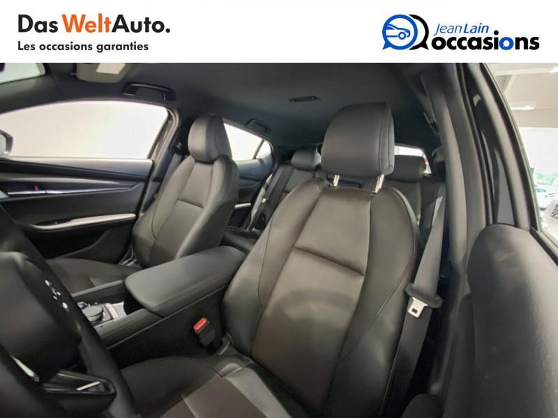 Mazda Mazda 3 Mazda3 5 portes 2.0L SKYACTIV-G M Hybrid 122 ch BVA6 Sportli Gris occasion à Albertville - photo n°19