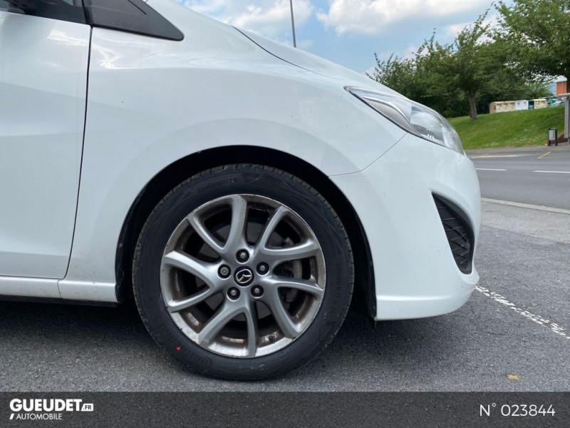 Mazda Mazda 5 1.6 MZ-CD 115ch Signature Blanc occasion à Saint-Quentin - photo n°9
