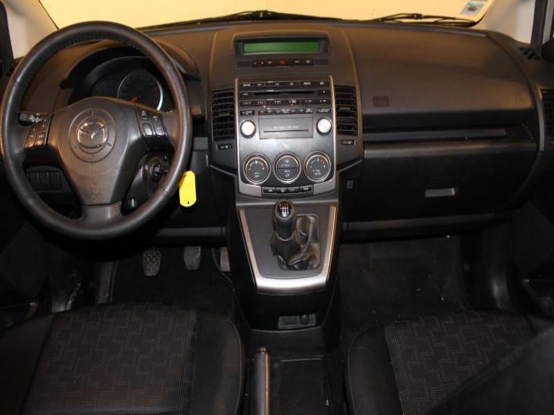 Mazda Mazda 5 2.0 MZR-CD 110 7P ELEGANCE Gris occasion à Brest - photo n°4