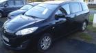 Mazda Mazda 5 élégance diesel 115cv Noir à Brest 29