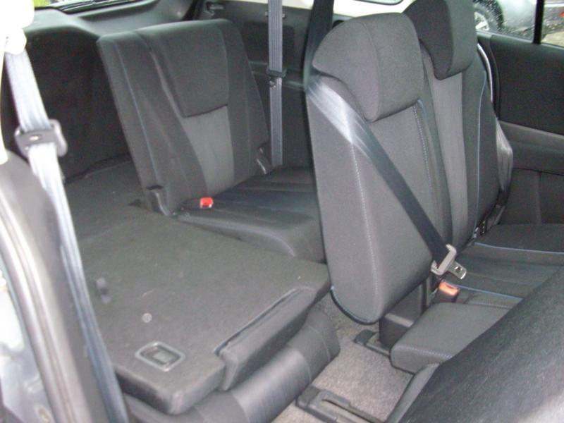Mazda Mazda 5 ELEGANCE MZ CD 115 Gris occasion à Brest - photo n°7