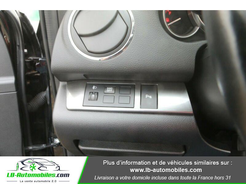 Mazda Mazda 6 1.8 120 ch Noir occasion à Beaupuy - photo n°6