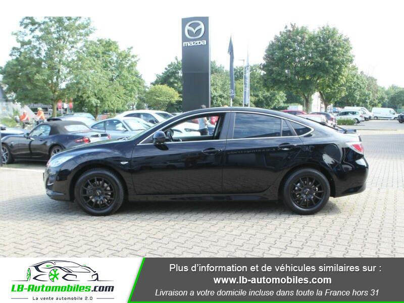 Mazda Mazda 6 1.8 120 ch Noir occasion à Beaupuy - photo n°8