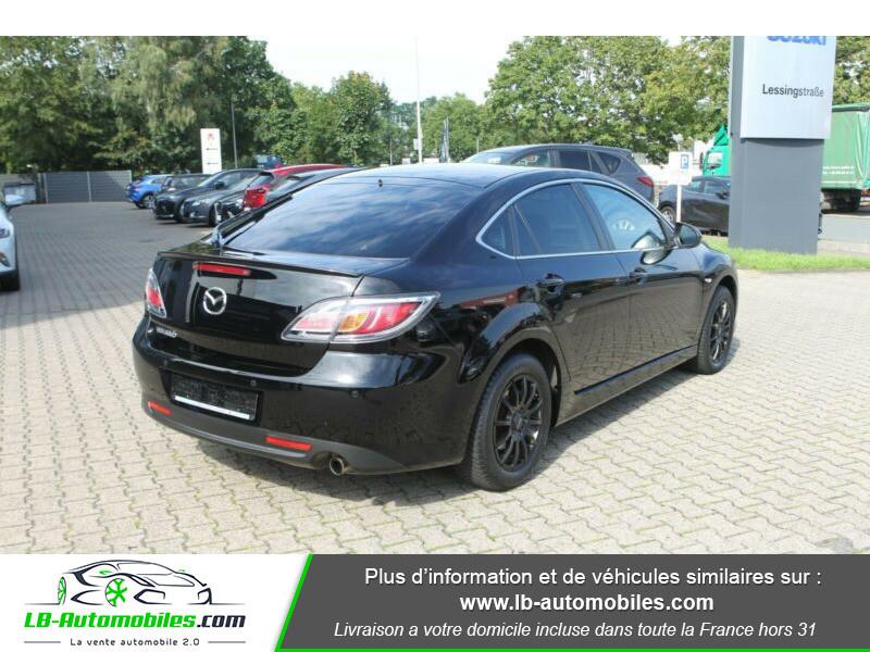 Mazda Mazda 6 1.8 120 ch Noir occasion à Beaupuy - photo n°3