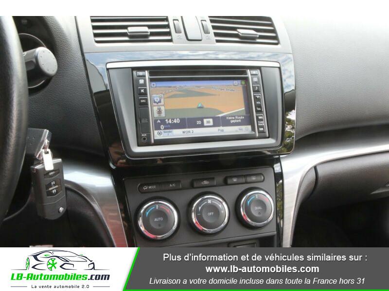 Mazda Mazda 6 1.8 120 ch Noir occasion à Beaupuy - photo n°5