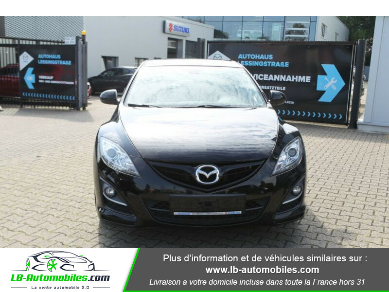 Mazda Mazda 6 1.8 120 ch Noir occasion à Beaupuy - photo n°7