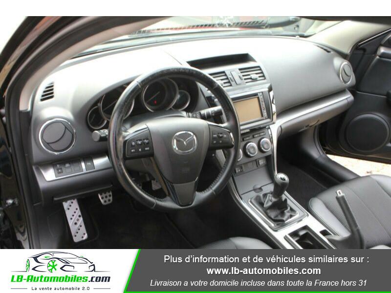 Mazda Mazda 6 1.8 120 ch Noir occasion à Beaupuy - photo n°2