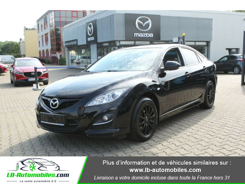 Mazda Mazda 6 1.8 120 ch Noir occasion à Beaupuy