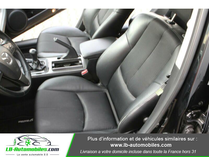 Mazda Mazda 6 1.8 120 ch Noir occasion à Beaupuy - photo n°4