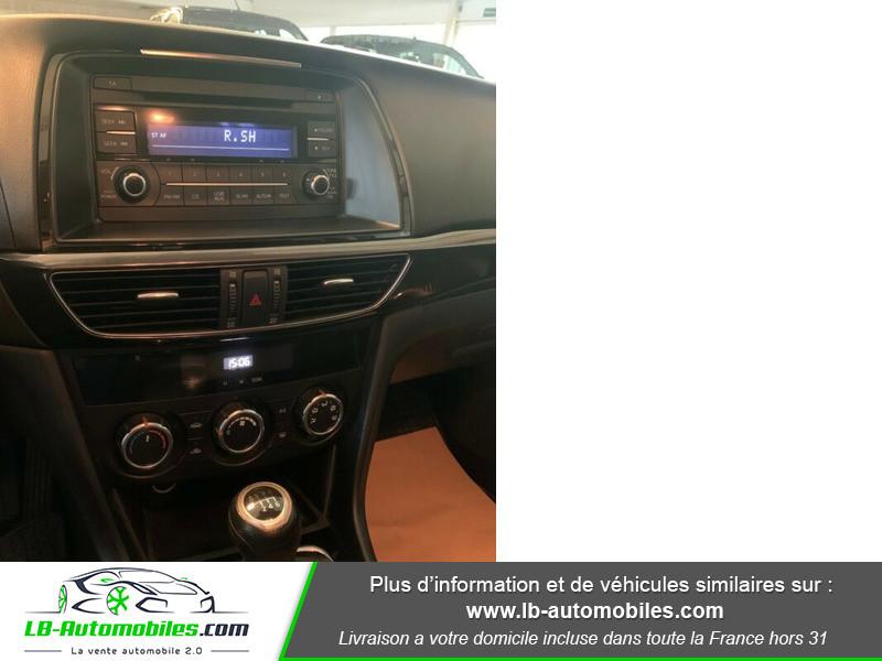 Mazda Mazda 6 2.0 Gris occasion à Beaupuy - photo n°10