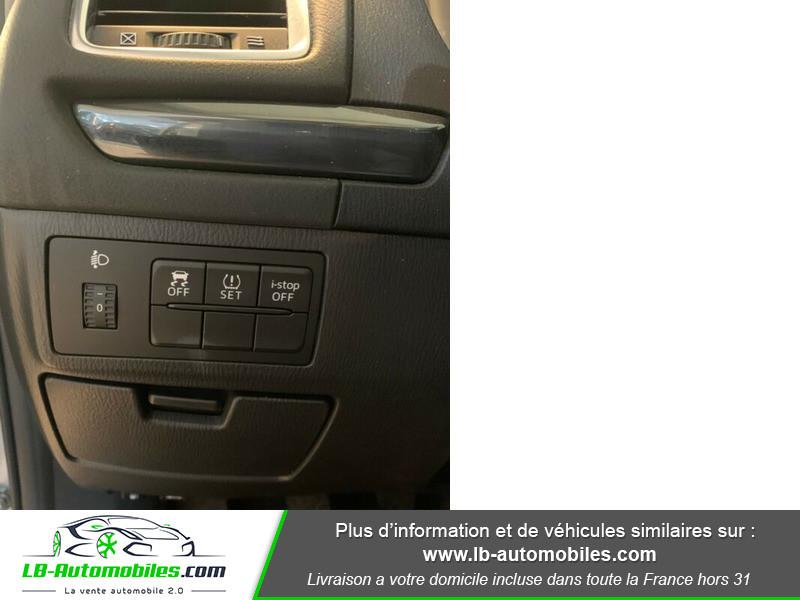 Mazda Mazda 6 2.0 Gris occasion à Beaupuy - photo n°9