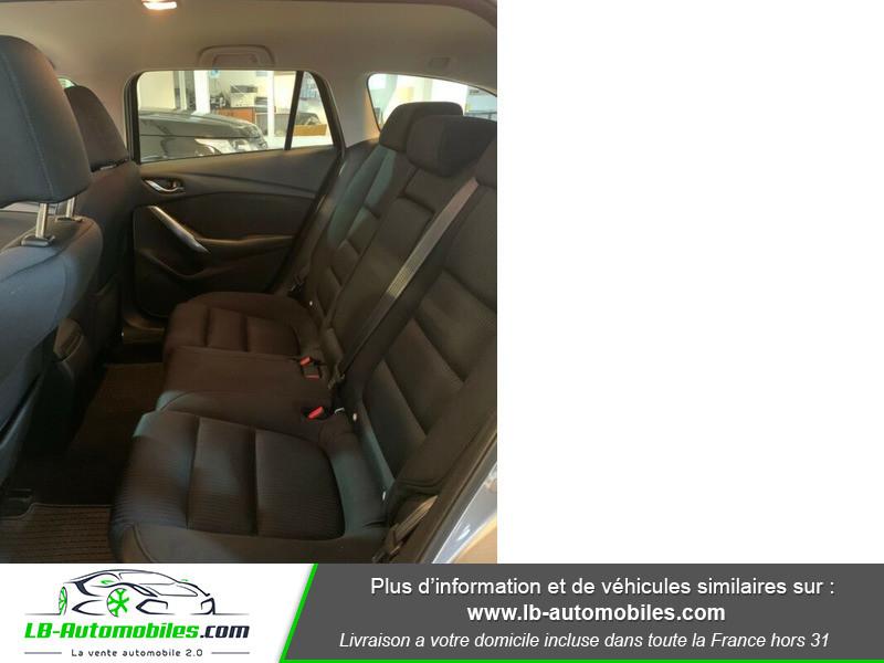 Mazda Mazda 6 2.0 Gris occasion à Beaupuy - photo n°12