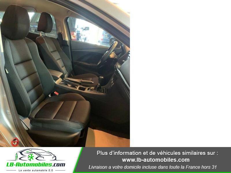 Mazda Mazda 6 2.0 Gris occasion à Beaupuy - photo n°11