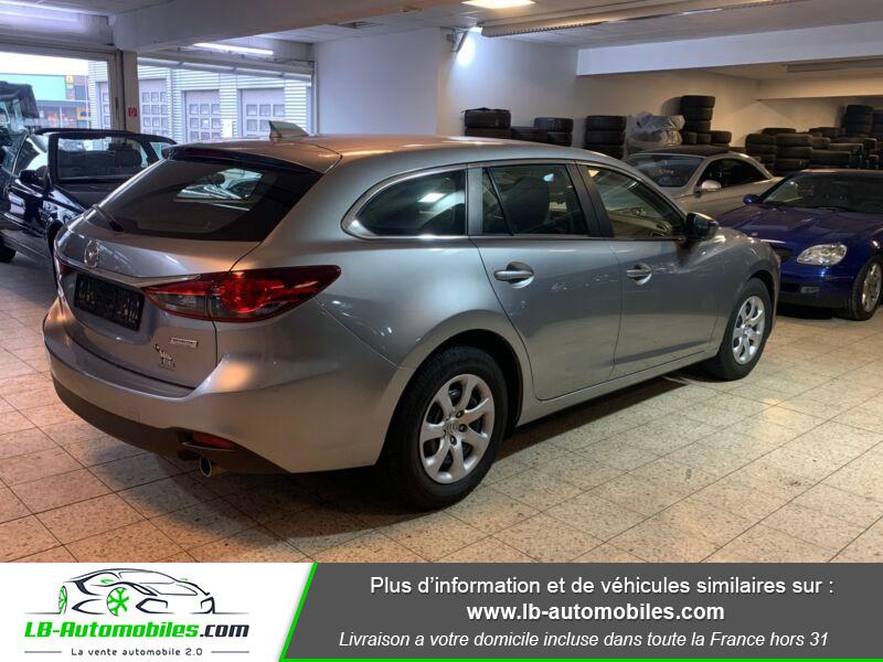 Mazda Mazda 6 2.0 Gris occasion à Beaupuy - photo n°4