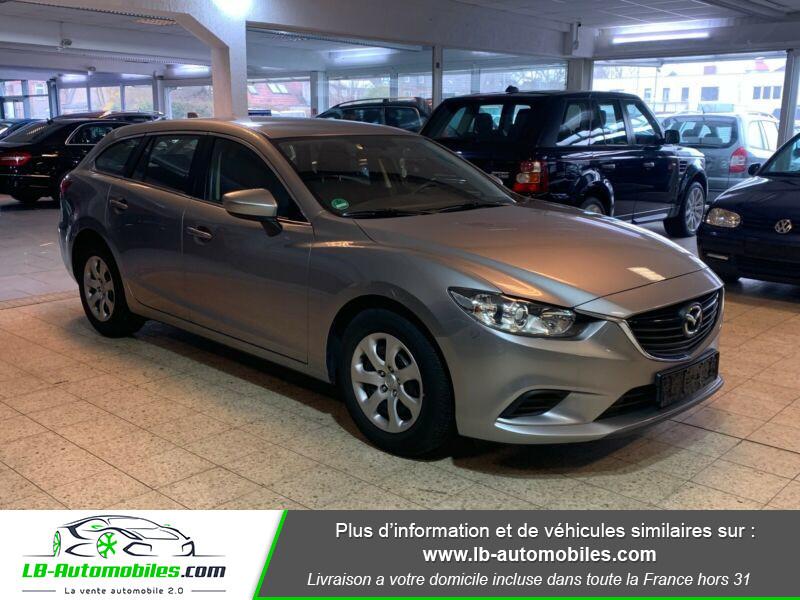 Mazda Mazda 6 2.0 Gris occasion à Beaupuy - photo n°5