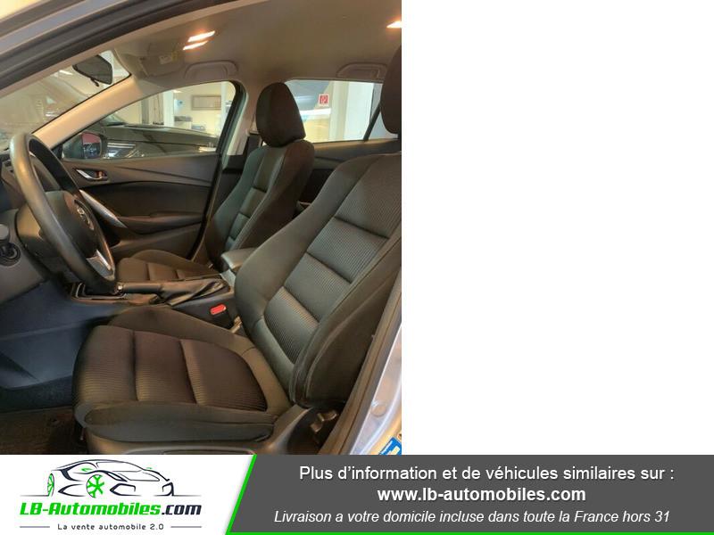 Mazda Mazda 6 2.0 Gris occasion à Beaupuy - photo n°8