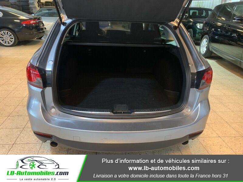 Mazda Mazda 6 2.0 Gris occasion à Beaupuy - photo n°6