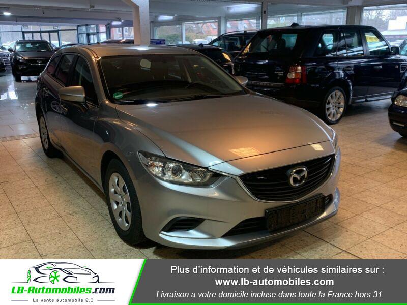 Mazda Mazda 6 2.0 Gris occasion à Beaupuy - photo n°1
