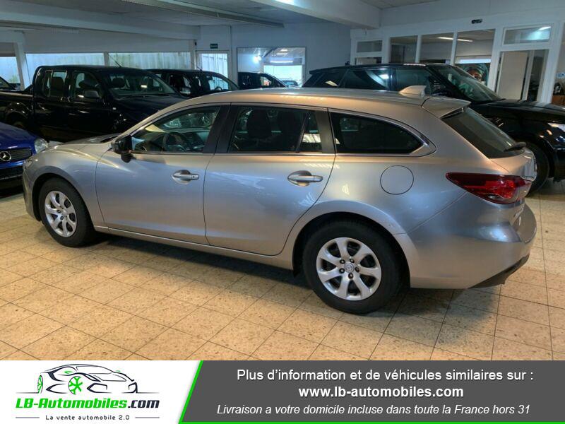 Mazda Mazda 6 2.0 Gris occasion à Beaupuy - photo n°3