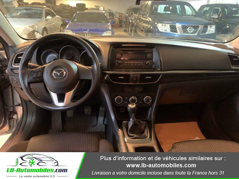 Mazda Mazda 6 2.0 Gris occasion à Beaupuy - photo n°2