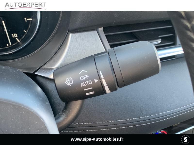 Mazda Mazda 6 2.2 SKYACTIV-D 184ch Sélection BVA Noir occasion à Villenave-d'Ornon - photo n°18